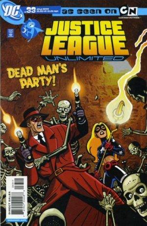 Justice League Unlimited 33