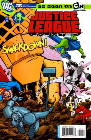 Justice League Unlimited 35