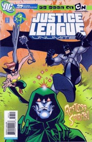 Justice League Unlimited 37