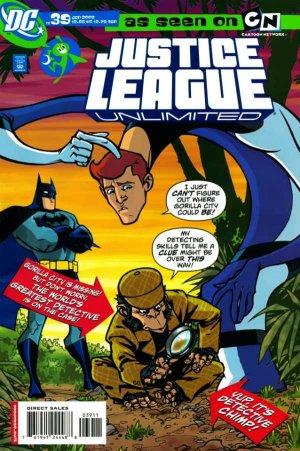 Justice League Unlimited 39