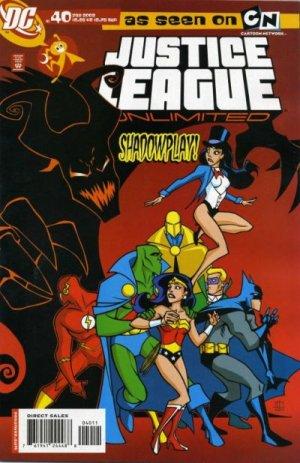 Justice League Unlimited 40