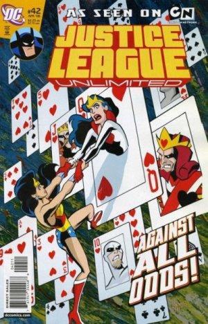 Justice League Unlimited 42