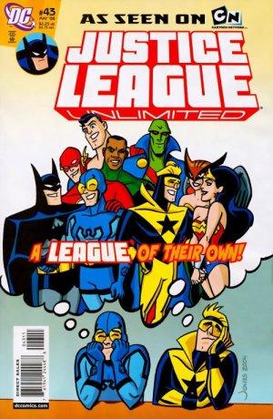 Justice League Unlimited 43