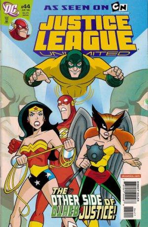 Justice League Unlimited 44