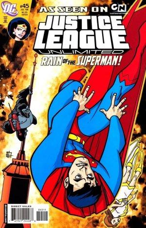 Justice League Unlimited 45