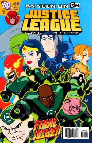 Justice League Unlimited 46
