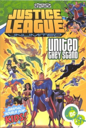 Justice League Unlimited édition TPB softcover (souple)