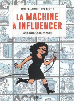 La machine à influencer édition TPB hardcover (cartonnée)