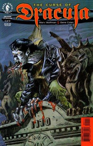 La Malédiction de Dracula édition Issues (1998)