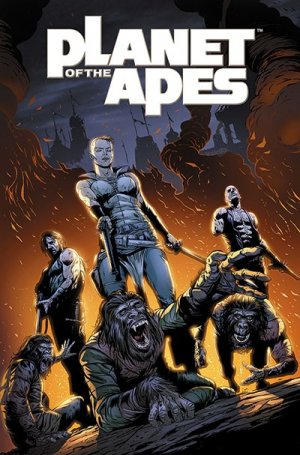 Planet of the Apes - Special # 5 TPB softcover (souple)