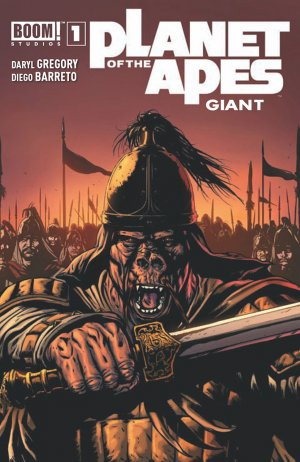Planet of the Apes - Giant édition Issues