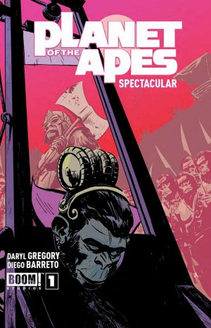 Planet of the Apes - Spectacular édition Issues