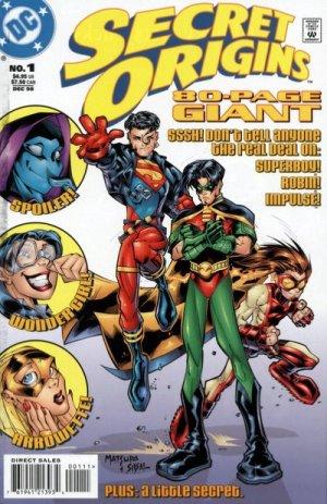 Secret Origins 80-Page Giant édition Issues
