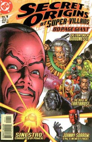 Secret Origins of Super-Villains 80-Page Giant édition Issues