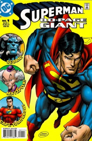 Superman 80-Page Giant édition Issues (1999 - 2000)