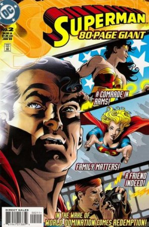 Superman 80-Page Giant # 2 Issues (1999 - 2000)