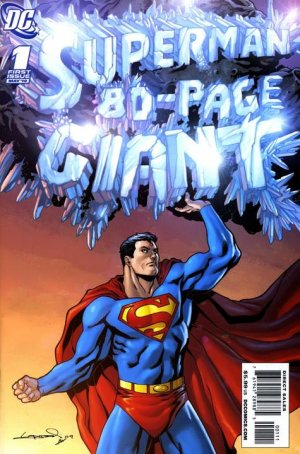 Superman 80-Page Giant (2010) édition Issues
