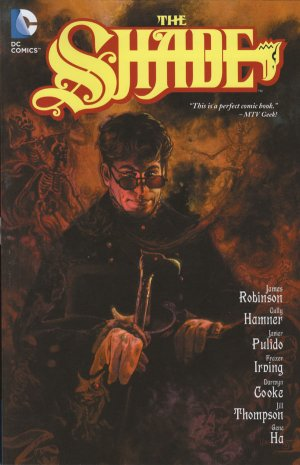 The Shade édition TPB softcover (souple) - Issues V2
