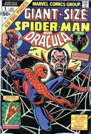 Giant-Size Spider-Man édition Issues V1 (1974 - 1975)