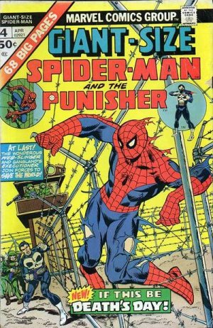 Giant-Size Spider-Man # 4 Issues V1 (1974 - 1975)