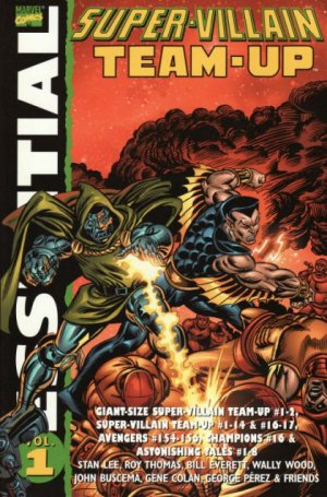 Super-Villain Team-Up édition TPB softcover (souple) - Essential
