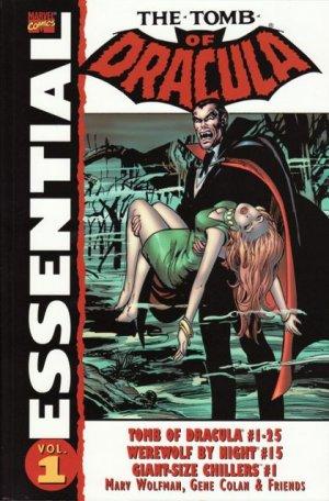 Le tombeau de Dracula # 1 TPB softcover (souple) - Essential