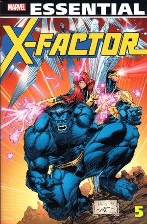 Uncanny X-Men # 5 TPB softcover (souple) - Essential