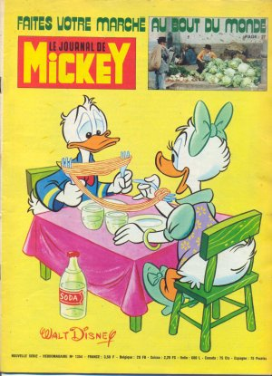 Le journal de Mickey 1354
