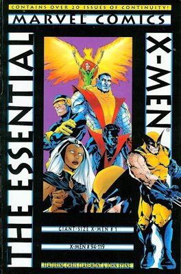 X-Men édition TPB softcover (souple) - Essential