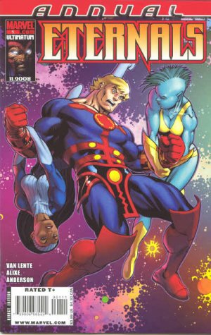 Les Eternels # 1 Issues V3 - Annuals (2009)