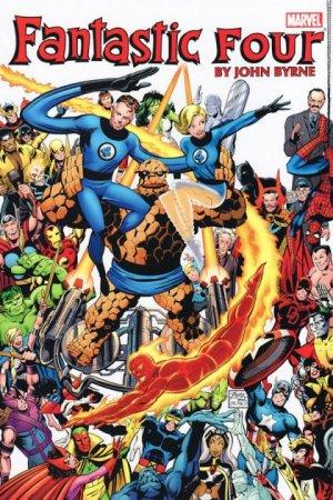 Fantastic Four # 1 TPB Hardcover - Omnibus (2012 - 2013)