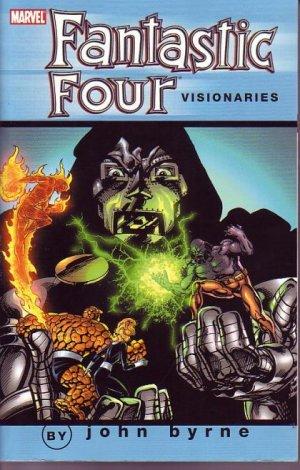 Fantastic Four # 4 TPB softcover (souple)
