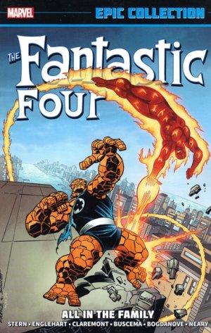 Fantastic Four # 17 DOUBLON TPB (série Fantastic four epic collection)