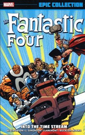Fantastic Four # 20 DOUBLON TPB (série Fantastic four epic collection)