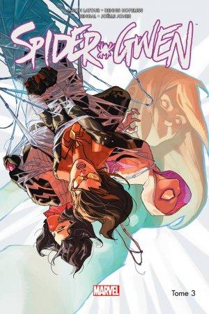 Spider-Women - Omega # 3 TPB Hardcover - 100% Marvel (2016 - 2018)