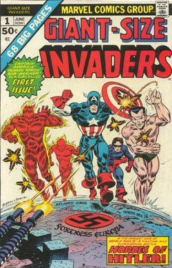 Giant-Size Invaders # 1 Issues