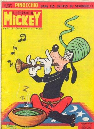 Le journal de Mickey 606