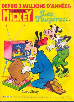 Le journal de Mickey 1508