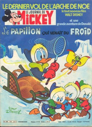 Le journal de Mickey 1544