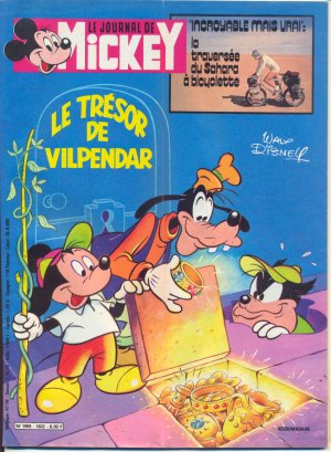 Le journal de Mickey 1602