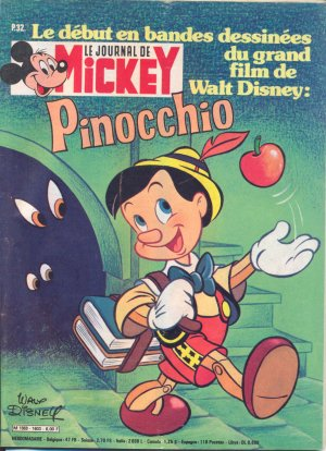 Le journal de Mickey 1603
