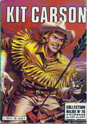 Kit Carson édition Intégrale