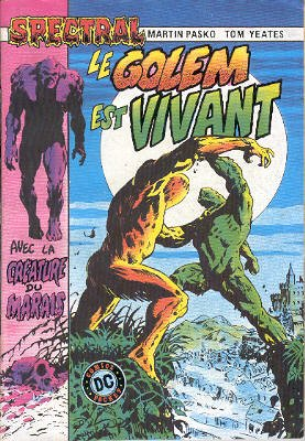 The saga of the Swamp Thing # 2 Kiosque V3 (1985 - 1988)