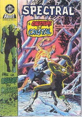 The saga of the Swamp Thing # 3 Kiosque V3 (1985 - 1988)