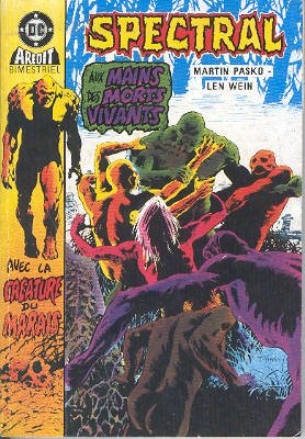 The saga of the Swamp Thing # 4 Kiosque V3 (1985 - 1988)