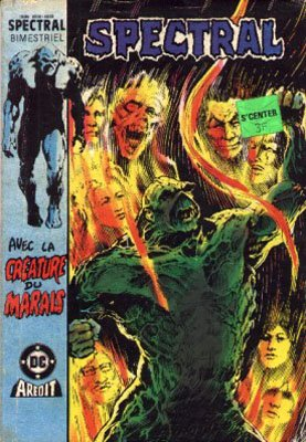 The saga of the Swamp Thing # 5 Kiosque V3 (1985 - 1988)