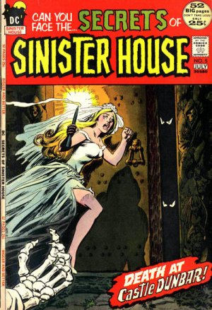 Secrets of Sinister House # 5 Issues