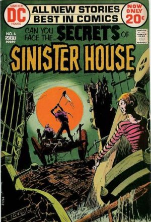 Secrets of Sinister House # 6 Issues