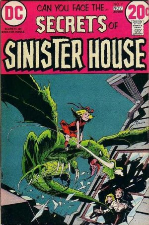 Secrets of Sinister House # 7 Issues
