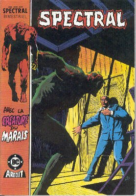 The saga of the Swamp Thing # 6 Kiosque V3 (1985 - 1988)